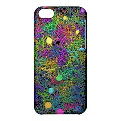 Starbursts Biploar Spring Colors Nature Apple Iphone 5c Hardshell Case