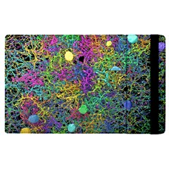 Starbursts Biploar Spring Colors Nature Apple Ipad Pro 12 9   Flip Case by BangZart