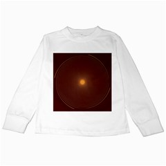Spiral Vintage Kids Long Sleeve T Shirts by BangZart