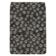 Skull Halloween Background Texture Flap Covers (s)  by BangZart
