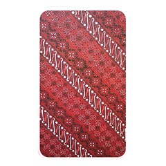 Red Batik Background Vector Memory Card Reader by BangZart