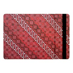 Red Batik Background Vector Apple Ipad Pro 10 5   Flip Case by BangZart