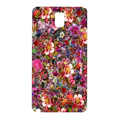 Psychedelic Flower Samsung Galaxy Note 3 N9005 Hardshell Back Case