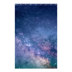 Galaxy Nebula Astro Stars Space Shower Curtain 48  X 72  (small)  by paulaoliveiradesign