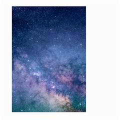Galaxy Nebula Astro Stars Space Large Garden Flag (two Sides) by paulaoliveiradesign