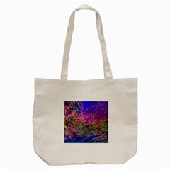 Poetic Cosmos Of The Breath Tote Bag (cream) by BangZart