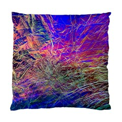 Poetic Cosmos Of The Breath Standard Cushion Case (one Side) by BangZart