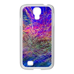 Poetic Cosmos Of The Breath Samsung Galaxy S4 I9500/ I9505 Case (white)