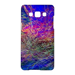 Poetic Cosmos Of The Breath Samsung Galaxy A5 Hardshell Case  by BangZart