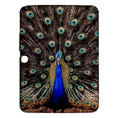 Peacock Samsung Galaxy Tab 3 (10 1 ) P5200 Hardshell Case  by BangZart