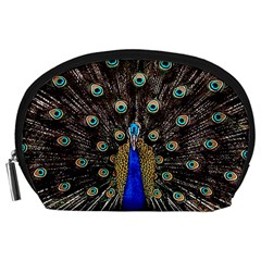 Peacock Accessory Pouches (large)  by BangZart