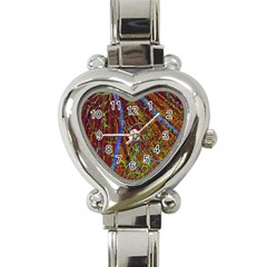 Neurobiology Heart Italian Charm Watch by BangZart