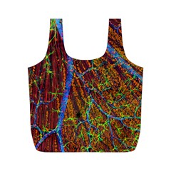 Neurobiology Full Print Recycle Bags (m)