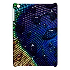 Peacock Feather Retina Mac Apple Ipad Mini Hardshell Case by BangZart