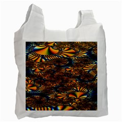Pattern Bright Recycle Bag (two Side)