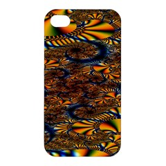 Pattern Bright Apple Iphone 4/4s Hardshell Case