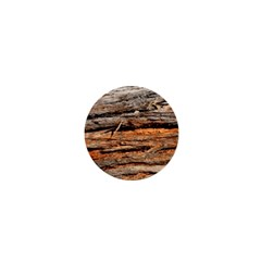Natural Wood Texture 1  Mini Buttons