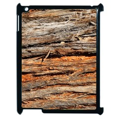 Natural Wood Texture Apple Ipad 2 Case (black) by BangZart