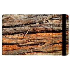 Natural Wood Texture Apple Ipad Pro 12 9   Flip Case by BangZart