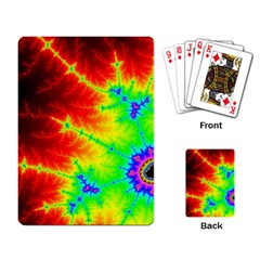 Misc Fractals Playing Card by BangZart