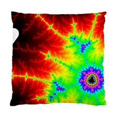 Misc Fractals Standard Cushion Case (two Sides) by BangZart