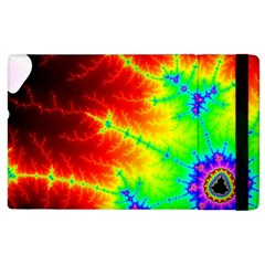 Misc Fractals Apple Ipad 2 Flip Case by BangZart
