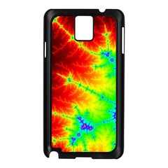 Misc Fractals Samsung Galaxy Note 3 N9005 Case (black) by BangZart