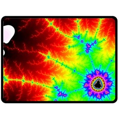 Misc Fractals Double Sided Fleece Blanket (large)  by BangZart