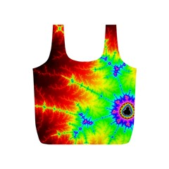 Misc Fractals Full Print Recycle Bags (s)  by BangZart
