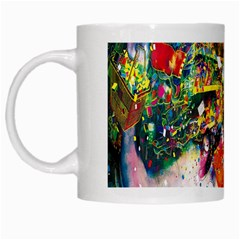 Multicolor Anime Colors Colorful White Mugs by BangZart