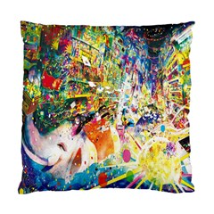 Multicolor Anime Colors Colorful Standard Cushion Case (two Sides) by BangZart