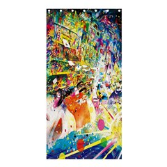 Multicolor Anime Colors Colorful Shower Curtain 36  X 72  (stall)  by BangZart