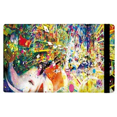Multicolor Anime Colors Colorful Apple Ipad 3/4 Flip Case by BangZart