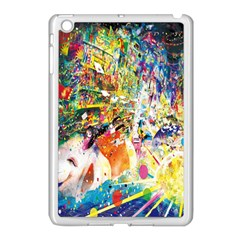 Multicolor Anime Colors Colorful Apple Ipad Mini Case (white) by BangZart