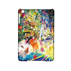 Multicolor Anime Colors Colorful Ipad Mini 2 Hardshell Cases