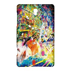 Multicolor Anime Colors Colorful Samsung Galaxy Tab S (8 4 ) Hardshell Case