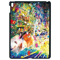 Multicolor Anime Colors Colorful Apple Ipad Pro 9 7   Black Seamless Case by BangZart