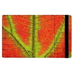 Nature Leaves Apple Ipad 3/4 Flip Case