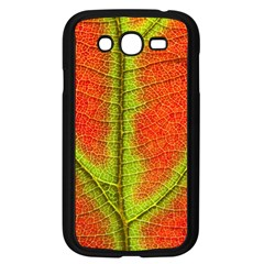 Nature Leaves Samsung Galaxy Grand Duos I9082 Case (black) by BangZart