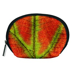 Nature Leaves Accessory Pouches (medium)  by BangZart