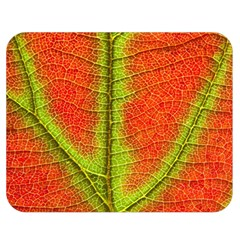 Nature Leaves Double Sided Flano Blanket (medium)