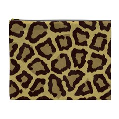 Leopard Cosmetic Bag (xl) by BangZart