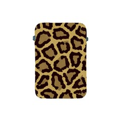 Leopard Apple Ipad Mini Protective Soft Cases by BangZart