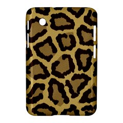 Leopard Samsung Galaxy Tab 2 (7 ) P3100 Hardshell Case  by BangZart