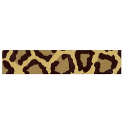Leopard Flano Scarf (small) by BangZart
