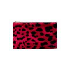 Leopard Skin Cosmetic Bag (small)  by BangZart
