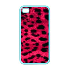 Leopard Skin Apple Iphone 4 Case (color) by BangZart