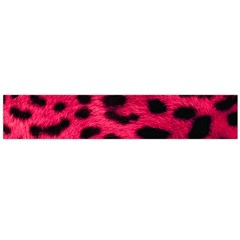 Leopard Skin Flano Scarf (large) by BangZart