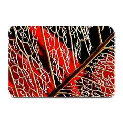 Leaf Pattern Plate Mats by BangZart