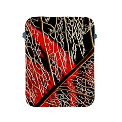 Leaf Pattern Apple Ipad 2/3/4 Protective Soft Cases